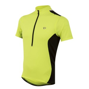 PEARL IZUMI SELECT QUEST L KRÓTKI RĘKAW SC.YELLOW/BLACK