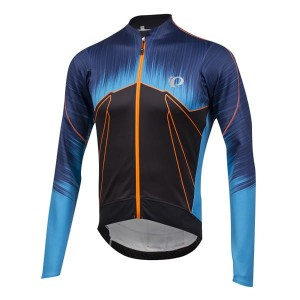 PEARL IZUMI P.R.O. PURSUIT WIND THERMAL M BEL AIR BLUE
