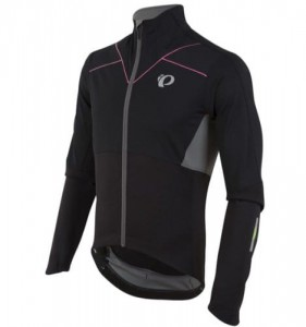 PEARL IZUMI PRO PURSUIT SOFTSHELL BLACK XL %%%