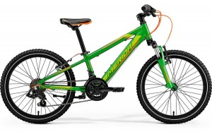 "MERIDA MATTS J20 10"" GREEN(ORANGE/LITE GREEN) 2019"