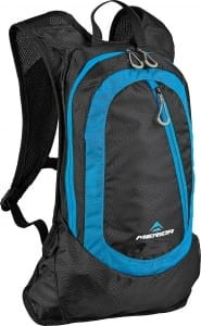 PLECAK MERIDA BG-MD108 7L BLACK/BLUE