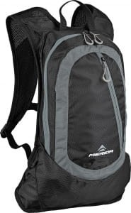 PLECAK MERIDA BG-MD107 7L BLACK/GREY