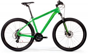 "MERIDA BIG SEVEN 15-D L 18,5""LIGHT GREEN(BLACK)2019"