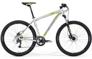 "MERIDA BIG SEVEN 40-D 20""MATT BLACK(GREY) 2015"