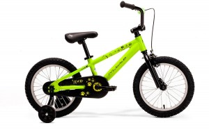 "M-BIKE J16 8"" GREEN (BLACK)"