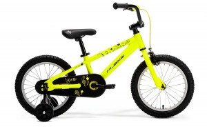 "M-BIKE J16 8"" YELLOW (BLACK)"