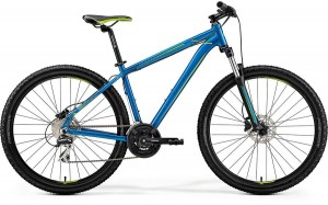 "MERIDA BIG SEVEN 20-D S 15"" BLUE(GREEN) 2019"