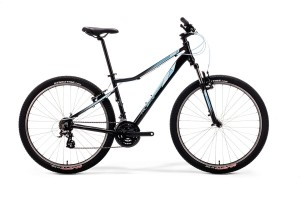 "M-BIKE EMI 27,5 10-V XS 13,5"" BLACK/BLUE"