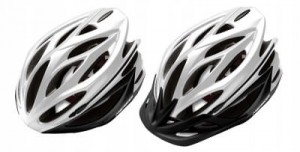 KASK MERIDA COSMO L (58-62CM) WHITE-BLACK HM-MD15