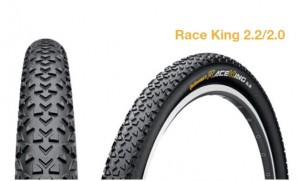CONTINENTAL RACE KING 29X2,0 SPORT 29er ZWIJANA