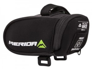 TORBA PODSIODŁOWA MERIDA SMART S-BAG II 0,5L BG-MD081 NEOPREN