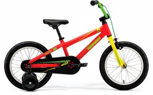 "MERIDA MATTS J16 9""  MATT RED(YELLOW/GREEN)2019"