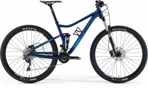 MERIDA ONE-TWENTY 9.600 XL DARK BLUE 2016