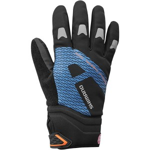 SHIMANO WINDSTOPPER THERMAL REFLECTIVE L COBALT BL