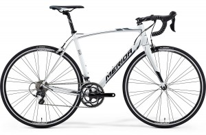 MERIDA SCULTURA 500 M/L 54 WHITE (DARK GREY/BLACK) 2015