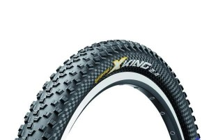 CONTINENTAL X-KING 26x2,2 ZWIJANA 55-559 PERFORMAN