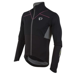 PEARL IZUMI PRO PURSUIT SOFTSHELL BLACK L