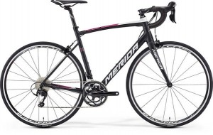 MERIDA RIDE 400 M/L 54 CM METALLIC BLACK(LAMPRE TEAM)20 16