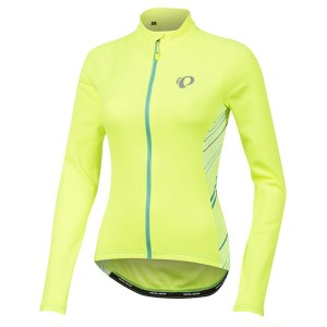 PEARL IZUMI SELECT PURSUIT THERMAL M YELLOW DAMSKA