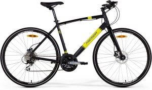 CROSSWAY URBAN 20-D 52CM SILK BLACK (YELLOW/GREY)2016