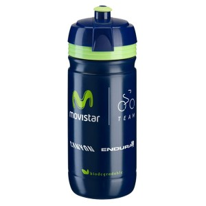 BIDON ELITE CORSA MOVISTAR BIO 550 ML