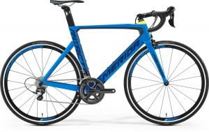 MERIDA MERIDA REACTO 6000 S/M 52CM MATT BLUE/DARK BLUE/LIME2017