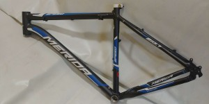 "RAMA BIG SEVEN 40 20""ANTHRACYTE(BLUE/WHITE) %"