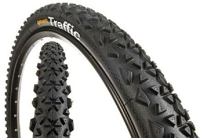 CONTINENTAL TRAFFIC REFLEX 26x1,9 SPORT DRUT 50-559