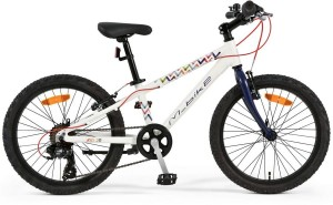 "M-BIKE J20 10"" WHITE(MINT)"